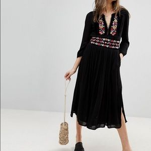 Flora Free People dress